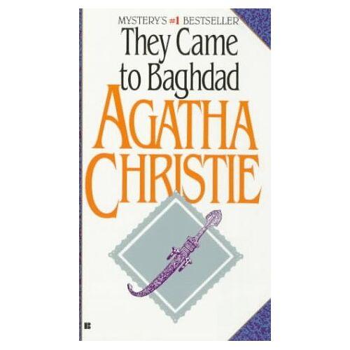Agatha Christie - They Came to Baghdad - Preis vom 12.04.2021 04:50:28 h