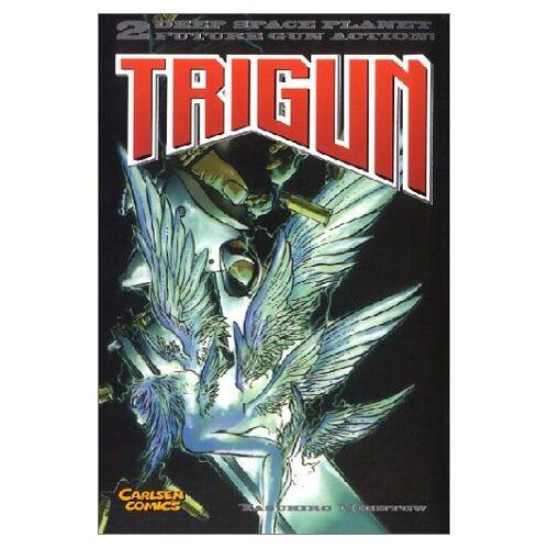Yasuhiro Nightow - Trigun 02: BD 2 - Preis vom 20.10.2020 04:55:35 h