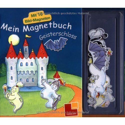 - Mein Magnetbuch Geisterschloss - Preis vom 19.01.2021 06:03:31 h