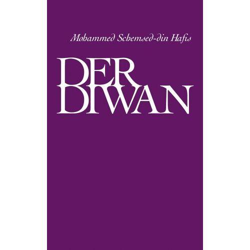Hafis - Der Diwan - Preis vom 01.03.2021 06:00:22 h