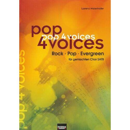 Lorenz Maierhofer - pop 4 voices : Buch - Preis vom 06.09.2020 04:54:28 h
