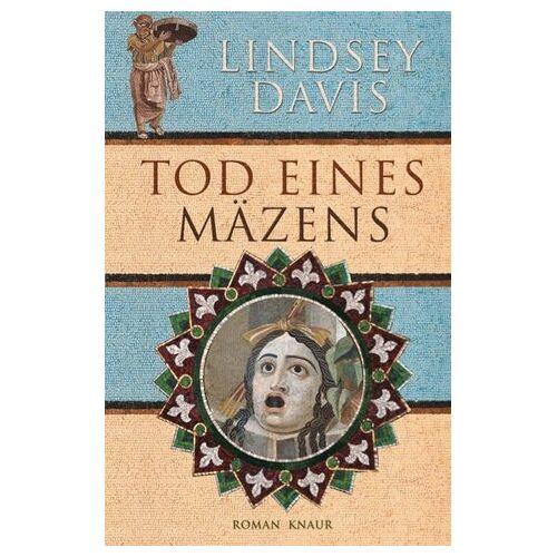 Lindsey Davis - Tod eines Mäzens - Preis vom 28.02.2021 06:03:40 h