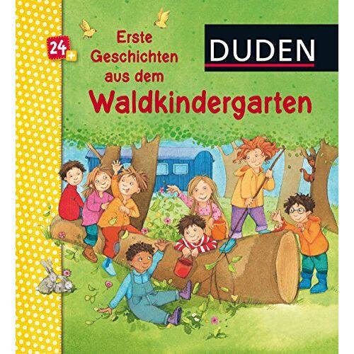 Luise Holthausen - Duden: Erste Geschichten aus dem Waldkindergarten: ab 24 Monaten - Preis vom 20.10.2020 04:55:35 h