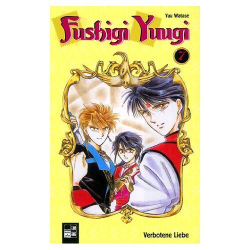 Yuu Watase - Fushigi Yuugi 07: BD 7 - Preis vom 14.04.2021 04:53:30 h