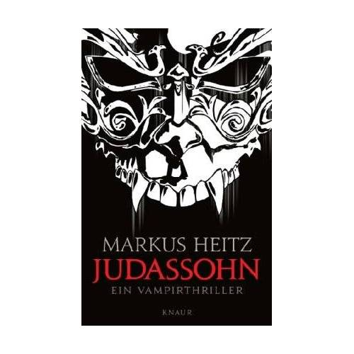 Markus Heitz - Judas 2: Judassohn - Preis vom 10.04.2021 04:53:14 h