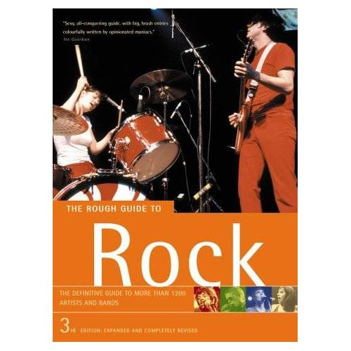 Rough Guides - The Rough Guide Rock 3rd Ed (Rough Guide Music Guides) - Preis vom 09.04.2021 04:50:04 h