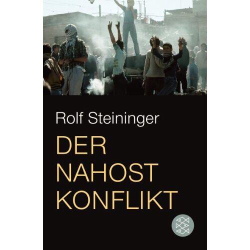 Rolf Steininger - Der Nahostkonflikt - Preis vom 18.04.2021 04:52:10 h