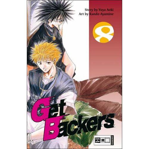 Yuya Aoki - Get Backers, Bd. 8 - Preis vom 16.05.2021 04:43:40 h