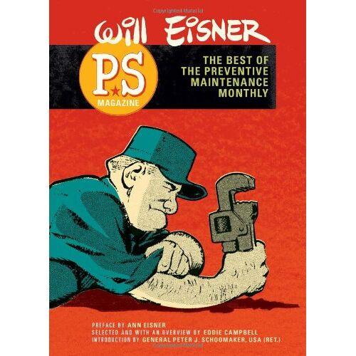 Will Eisner - PS Magazine - Preis vom 14.04.2021 04:53:30 h