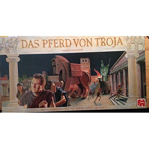 - Das Pferd von Troja [Brettspiel]. - Preis vom 21.10.2020 04:49:09 h