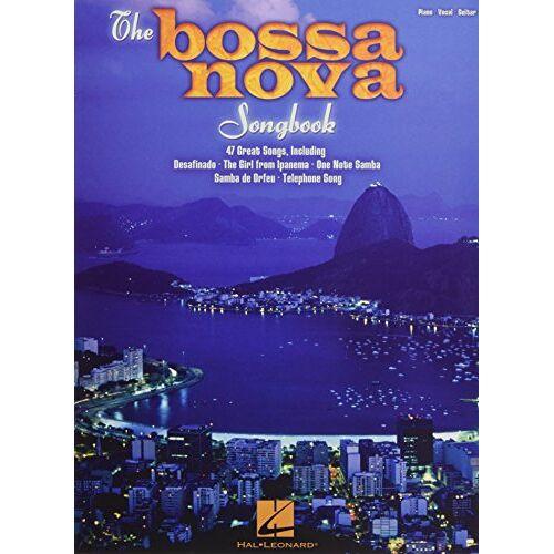 Hal Leonard - The Bossa Nova Songbook (PVG): Songbook für Klavier, Gesang, Gitarre - Preis vom 28.02.2021 06:03:40 h