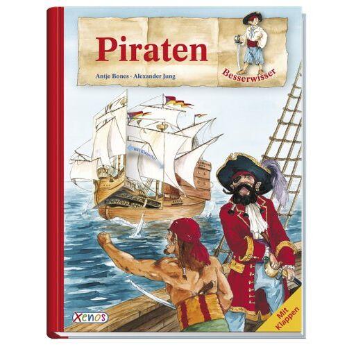Antje Bones - Besserwisser - Piraten: 0 - Preis vom 21.10.2020 04:49:09 h