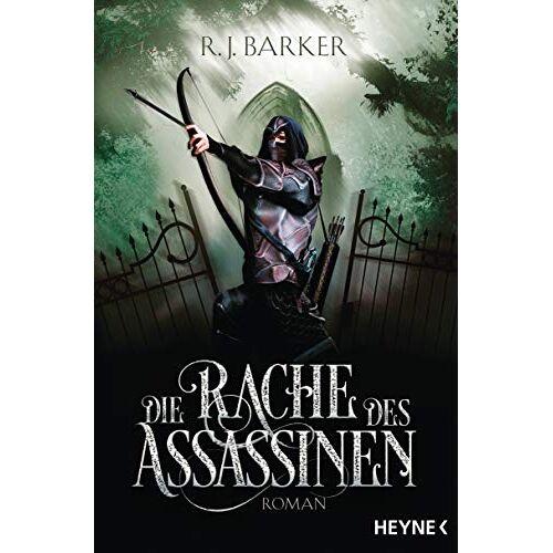 R.J. Barker - Die Rache des Assassinen: Roman (Assassinen-Reihe, Band 2) - Preis vom 28.02.2021 06:03:40 h