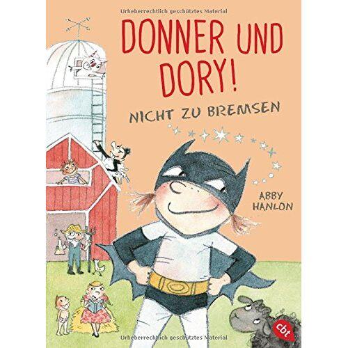 Abby Hanlon - Donner und Dory! Nicht zu bremsen (Die Donner & Dory-Reihe, Band 3) - Preis vom 21.04.2021 04:48:01 h