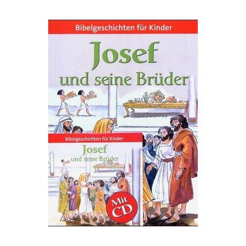 - Josef und seine Brüder. Bibelgeschichten für Kinder - Preis vom 20.10.2020 04:55:35 h