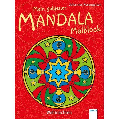 - Mein goldener Mandala-Malblock: Weihnachten - Preis vom 04.09.2020 04:54:27 h