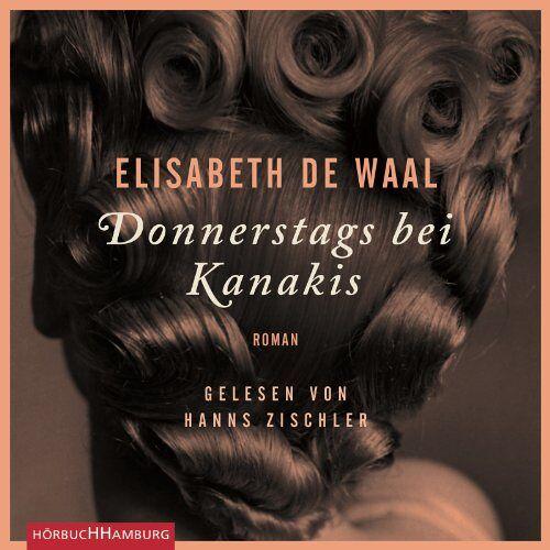 Elisabeth De Waal - Donnerstags bei Kanakis: 5 CDs - Preis vom 16.04.2021 04:54:32 h