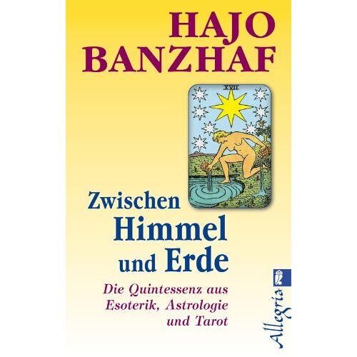 Hajo Banzhaf - Zwischen Himmel und Erde - Preis vom 21.10.2020 04:49:09 h