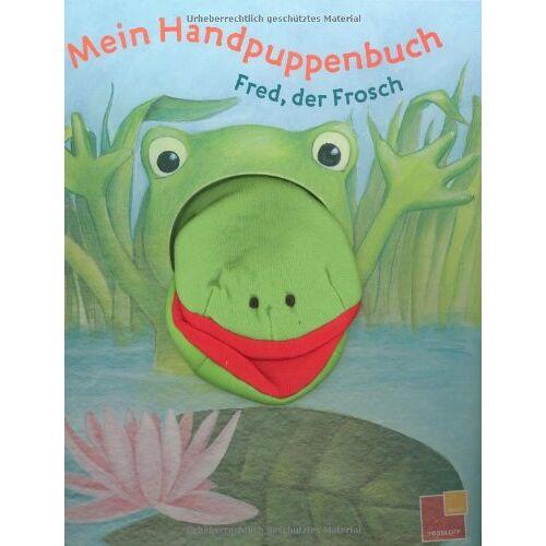 - Mein Handpuppenbuch: Fred, der Frosch - Preis vom 25.02.2021 06:08:03 h