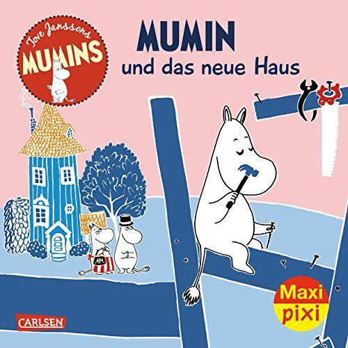 Riina Kaarla - Die Mumins: Mumin und das neue Haus (Maxi Pixi, Band 235) - Preis vom 21.04.2021 04:48:01 h