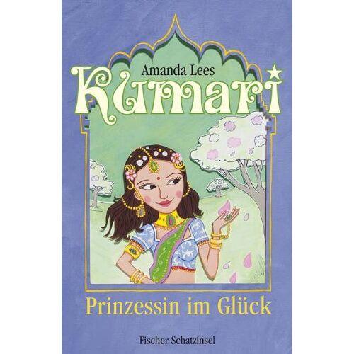 Amanda Lees - Kumari - Prinzessin im Glück - Preis vom 20.10.2020 04:55:35 h