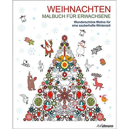 - Malbuch für Erwachsene: Weihnachten - Preis vom 01.12.2019 05:56:03 h