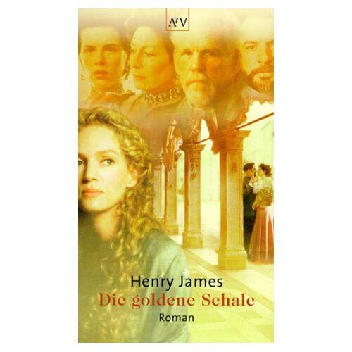 Henry James - Die goldene Schale - Preis vom 18.10.2020 04:52:00 h