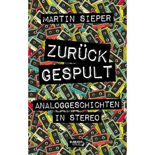 Martin Sieper - Zurückgespult - Preis vom 10.05.2021 04:48:42 h