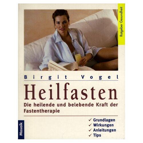 Birgit Vogel - Heilfasten - Preis vom 03.12.2020 05:57:36 h