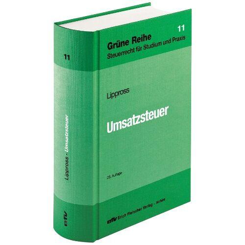 Otto-Gerd Lippross - Umsatzsteuer - Preis vom 11.05.2021 04:49:30 h