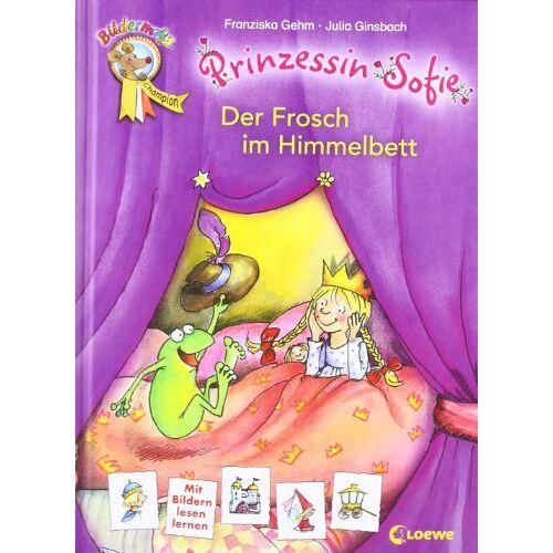 Franziska Gehm - Prinzessin Sofie - Der Frosch im Himmelbett - Preis vom 11.05.2021 04:49:30 h