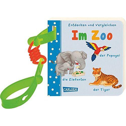 Julia Hofmann - Buggy-Bücher: Entdecken und Vergleichen Im Zoo - Preis vom 24.02.2021 06:00:20 h