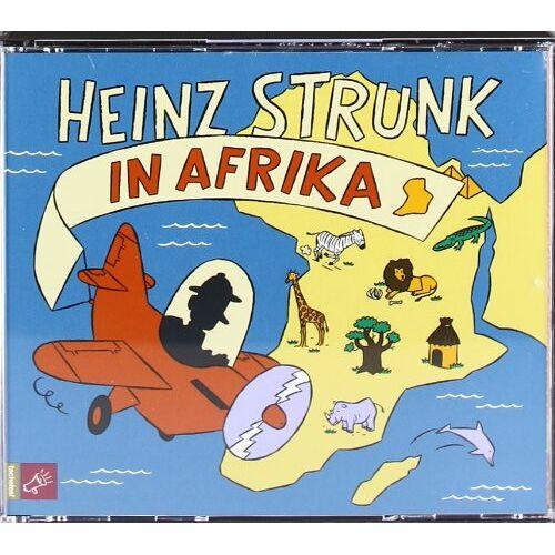 Heinz Strunk - Heinz Strunk in Afrika - Preis vom 16.04.2021 04:54:32 h