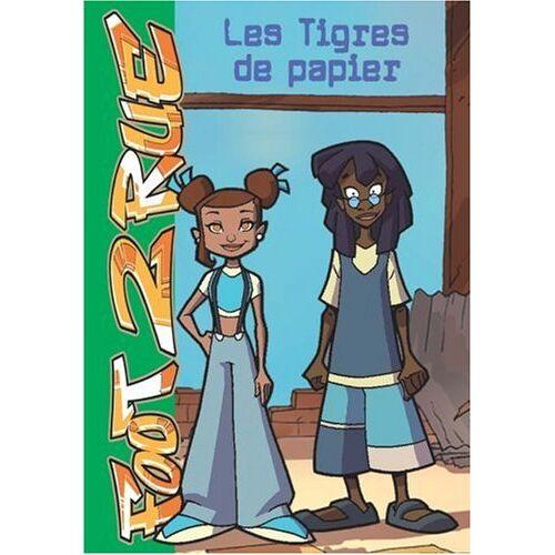 Michel Leydier - Foot 2 Rue, Tome 6 : Les Tigres de papier - Preis vom 14.04.2021 04:53:30 h