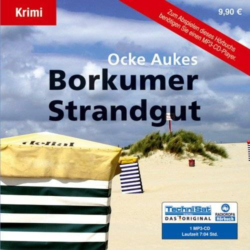 Ocke Aukes - Borkumer Strandgut (1 MP3 CD) - Preis vom 16.05.2021 04:43:40 h