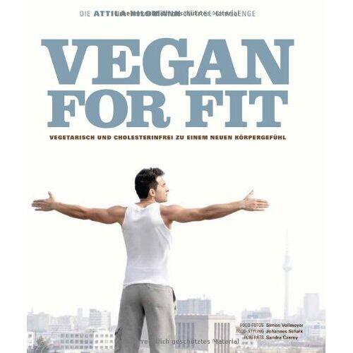 Attila Hildmann - Vegan for Fit. Die Attila Hildmann 30-Tage-Challenge (Diät & Gesundheit) - Preis vom 24.02.2020 06:06:31 h