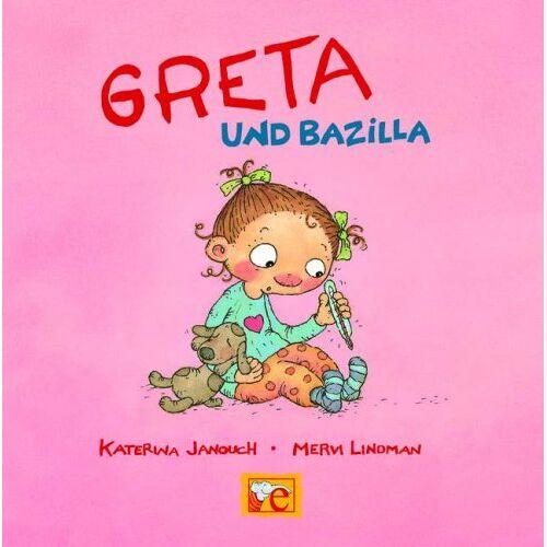 Katerina Janouch - Greta und Bazilla - Preis vom 27.02.2021 06:04:24 h