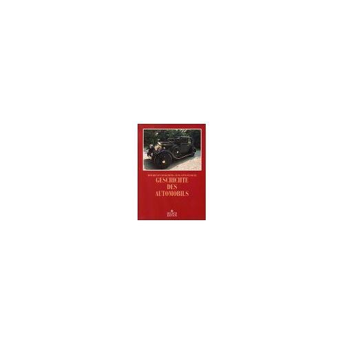 Frankenberg, Richard von - Geschichte des Automobils - Preis vom 11.05.2021 04:49:30 h