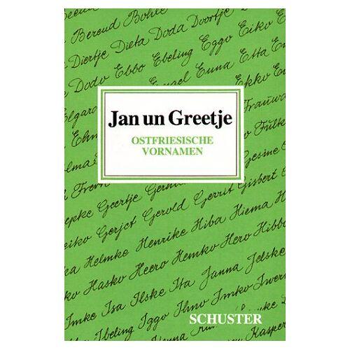 Theo Schuster - Jan un Greetje - Preis vom 05.05.2021 04:54:13 h