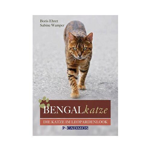 Boris Ehret - Bengalkatze: Die Katze im Leopardenlook - Preis vom 14.04.2021 04:53:30 h