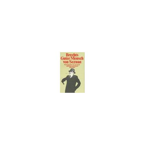 Bertolt Brecht - Brechts 'Guter Mensch von Sezuan' - Preis vom 10.04.2021 04:53:14 h
