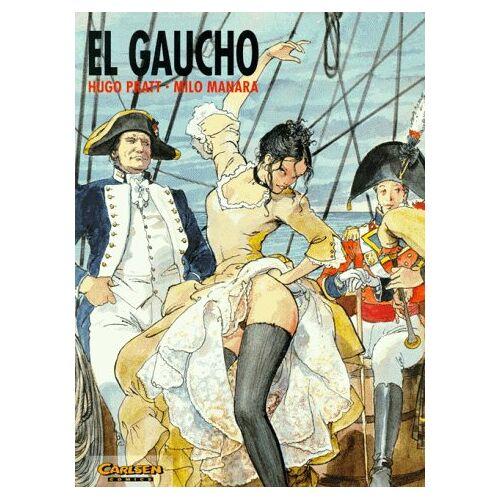 Hugo Pratt - El Gaucho - Preis vom 06.09.2020 04:54:28 h