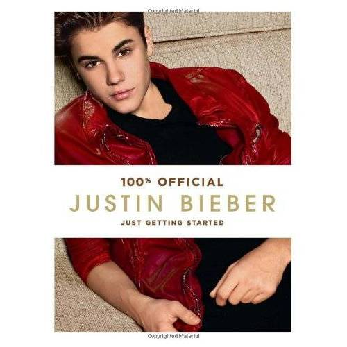 Justin Bieber - Justin Bieber: Just Getting Started (100% Official) - Preis vom 17.04.2021 04:51:59 h