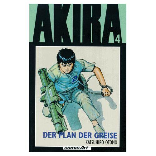 Katsuhiro Otomo - Akira, Bd.4, Der Plan der Greise - Preis vom 20.10.2020 04:55:35 h