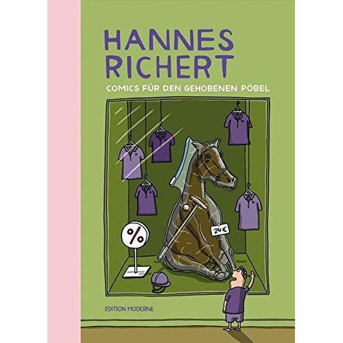 Hannes Richert - Richerts Comics für den gehobenen Pöbel - Preis vom 10.05.2021 04:48:42 h
