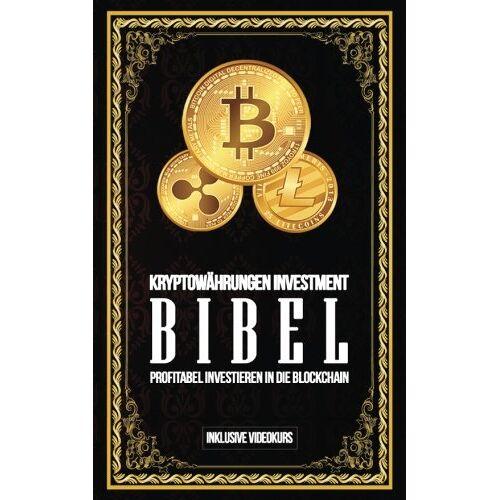 Apo Svalley - Kryptowährungen Investment Bibel - Profitabel Investieren in die Blockchain: Gewinne durch Bitcoin, Ethereum, Stellar Lumens und Co. - Preis vom 15.12.2019 05:56:34 h
