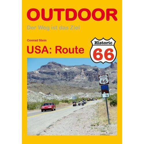 Conrad Stein - USA: Route 66 - Preis vom 06.09.2020 04:54:28 h