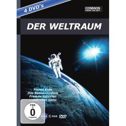 - Der Weltraum - Chillen im Weltraum [4 DVDs] - Preis vom 05.09.2020 04:49:05 h