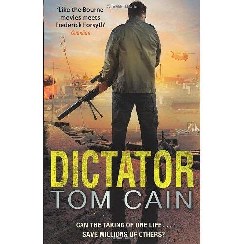 Tom Cain - Dictator - Preis vom 13.04.2021 04:49:48 h