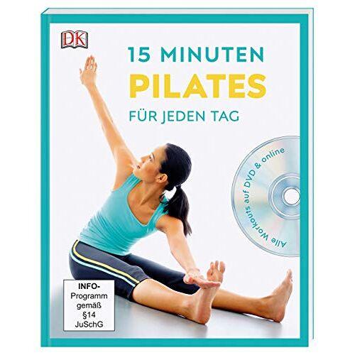 Alycea Ungaro - 15 Minuten Pilates für jeden Tag: Alle Workouts auf DVD & online - Preis vom 28.03.2020 05:56:53 h
